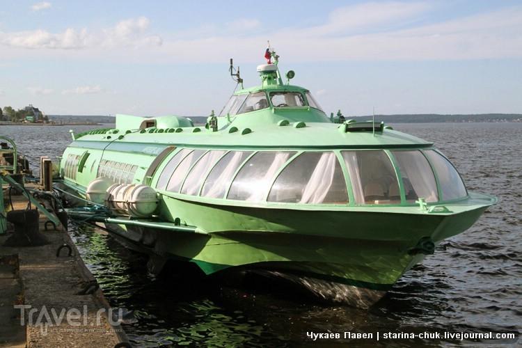 На Онежском озере, Россия / Фото из России
