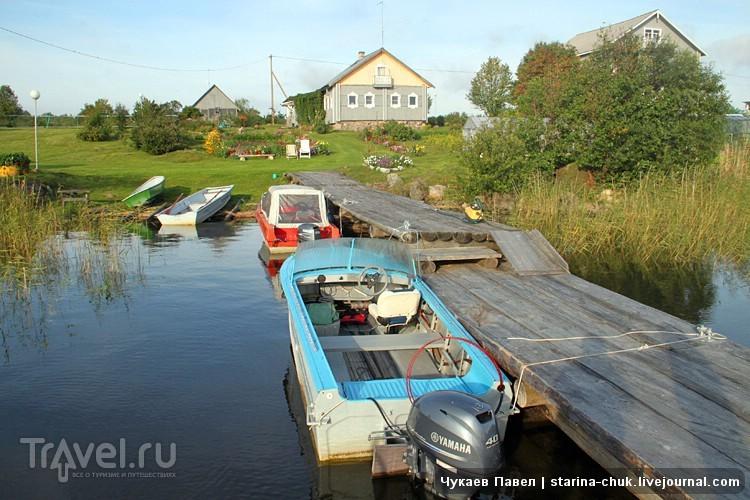 В деревне Ерснево, Россия / Фото из России