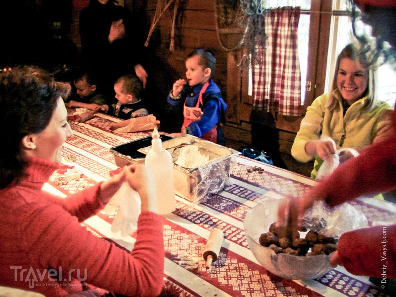 Новогодняя Финляндия: к местному Деду Морозу! / Финляндия
