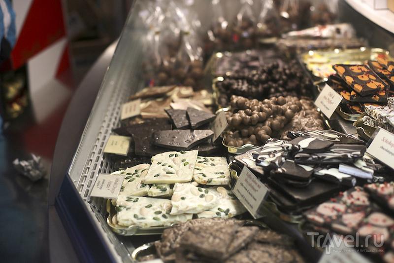 Музей шоколада в Кёльне / Германия