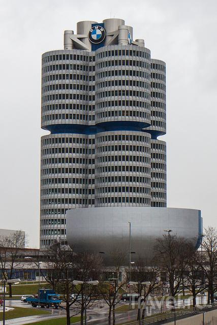 В городе Мюнхен, Германия / Фото из Германии