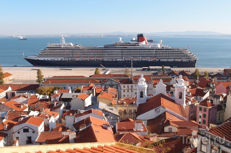 Смотровые площадки Лиссабона / Фото из Португалии