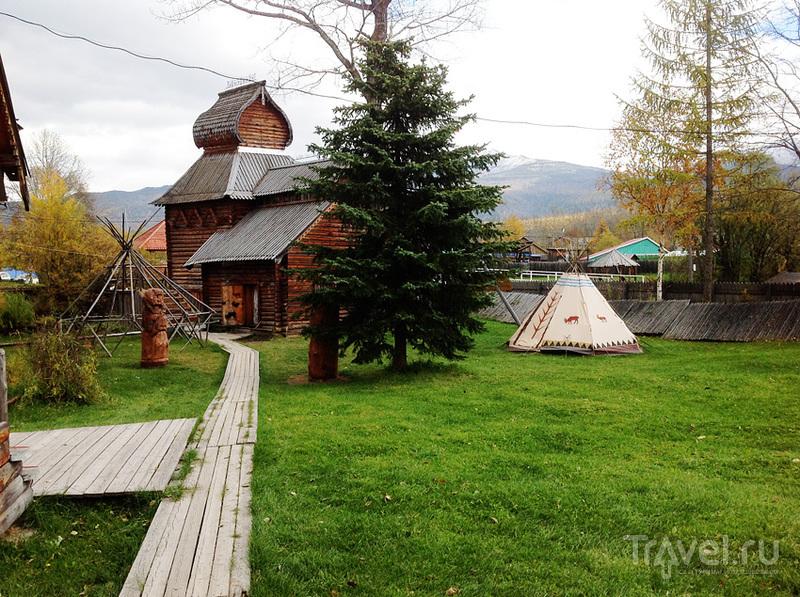 Осенние краски Камчатки. Эссо / Фото из России