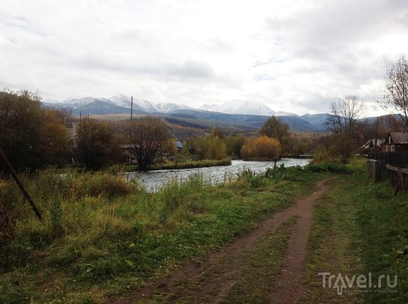 Река Быстрая на Камчатке, Россия / Фото из России