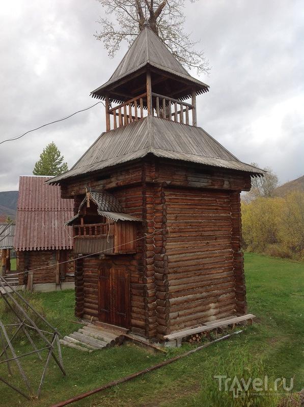 Музей этнографии в Эссо, Россия / Фото из России