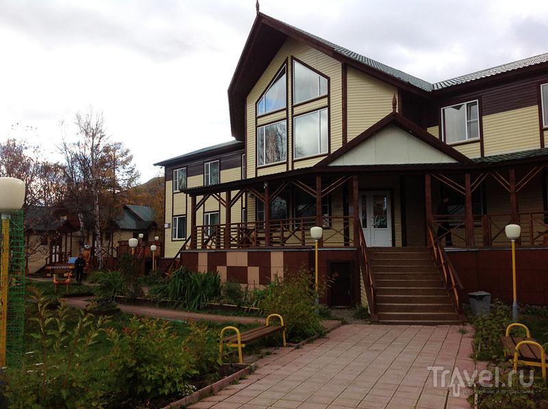 Гостиница Парамушир в Эссо, Россия / Фото из России