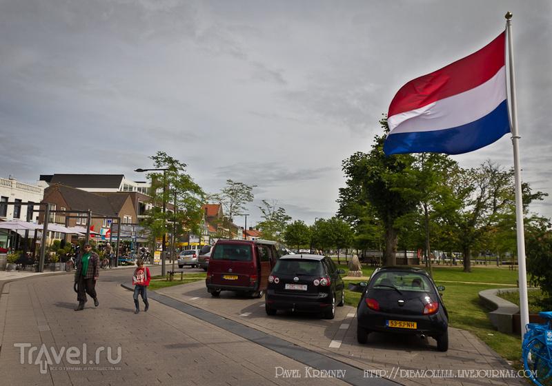 В регионе Зеландия, Нидерланды / Фото из Нидерландов