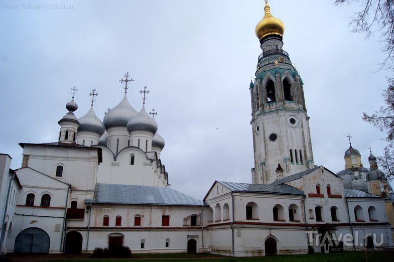 Вологда. Там, где резной палисад / Россия