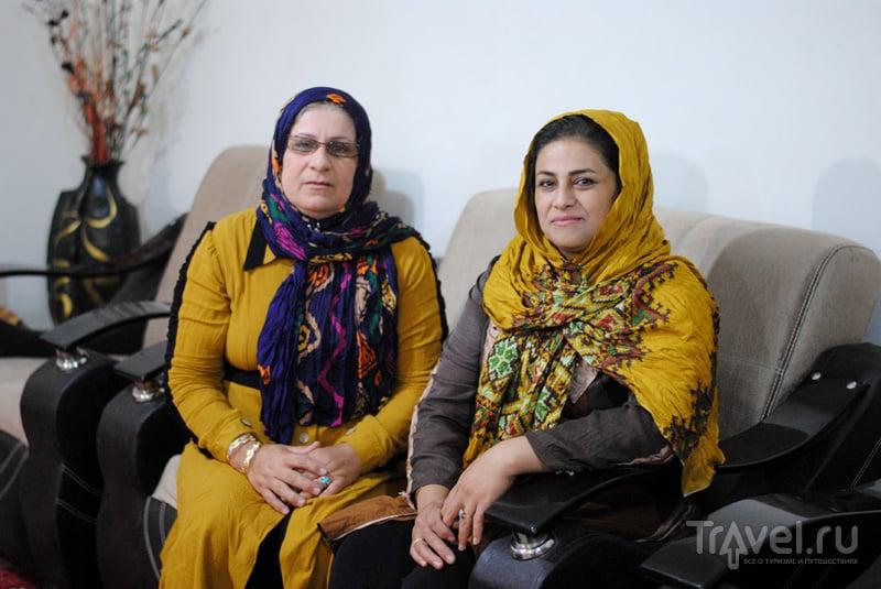 В гостях у иранцев / Иран