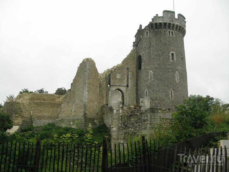 Замок Роберта-Дьявола / Франция