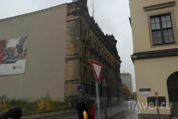 Дрезден. Вокруг да около / Германия