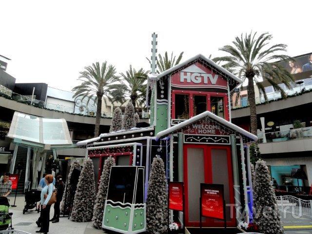 Лос-Анджелес. Район Санта-Моники и Венеции / США
