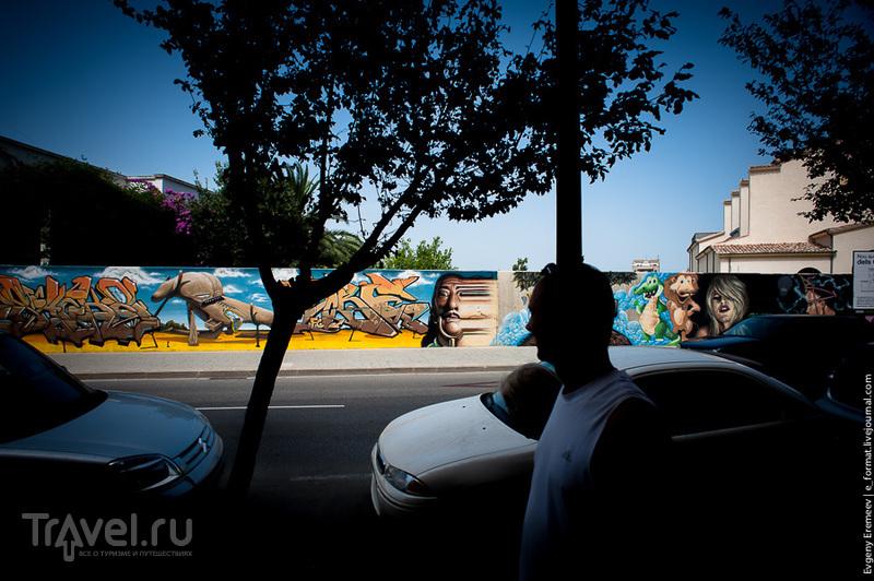 В городе Фигерас, Испания / Фото из Испании