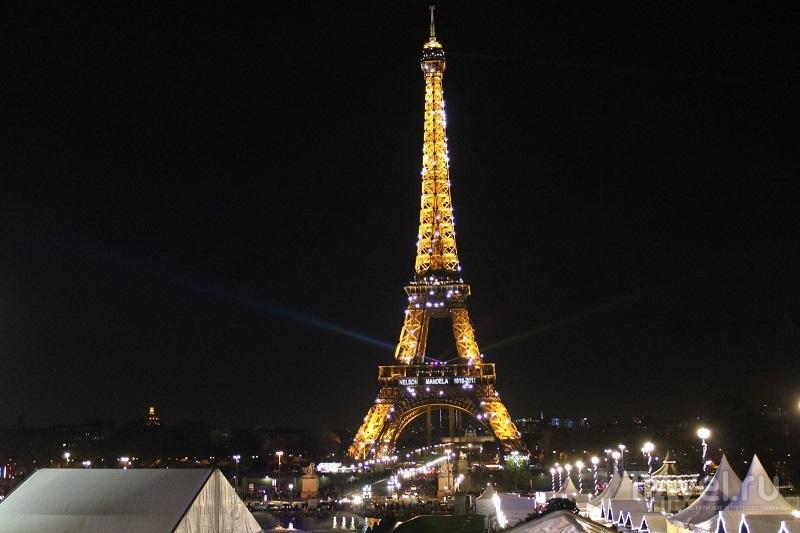 В Париж на выходные за 10 тысяч рублей / Франция