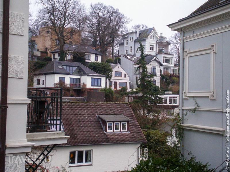 Бланкенезе: город-лабиринт / Германия