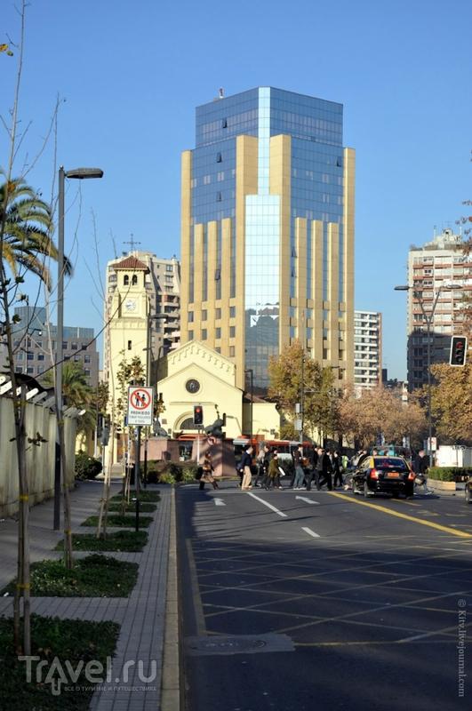 Деловой Сантьяго / Чили