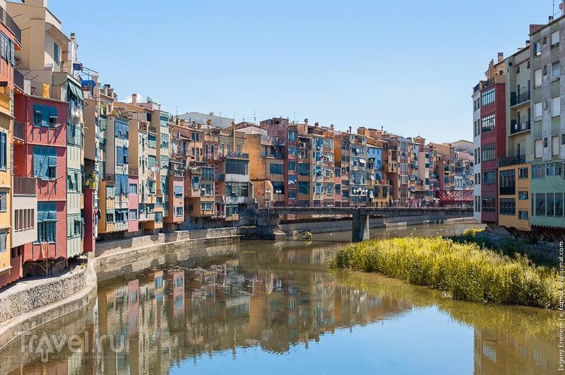 В городе Жерона, Испания / Фото из Испании
