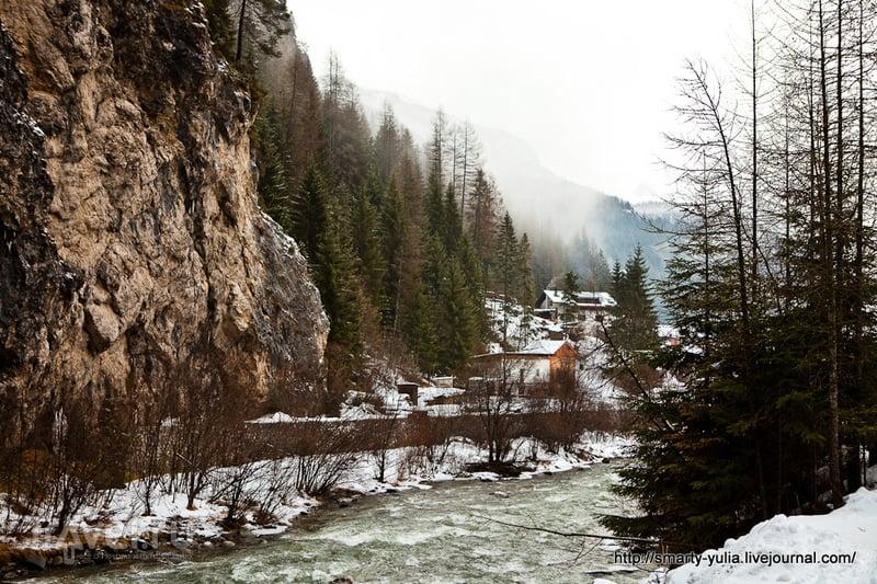 Доломитовые Альпы, Италия / Фото из Италии