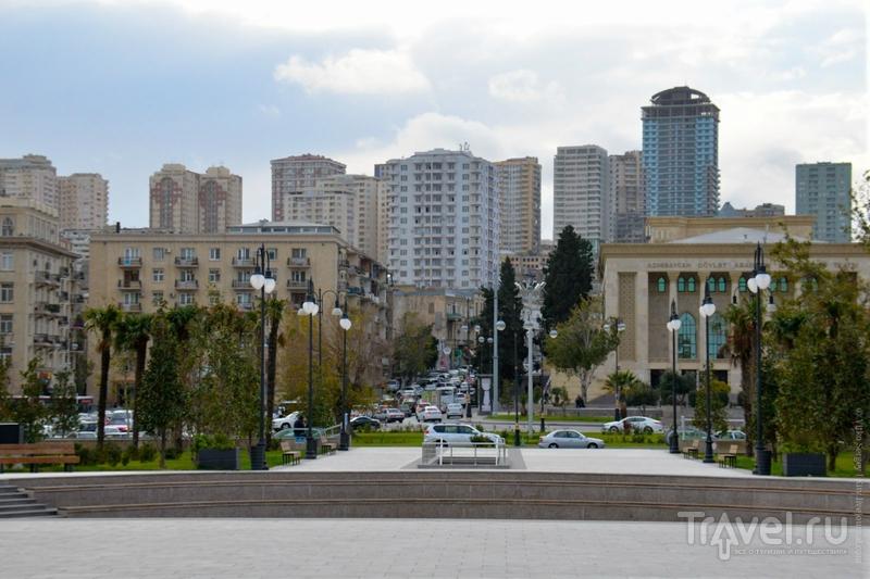 Исчезающий Баку... / Азербайджан