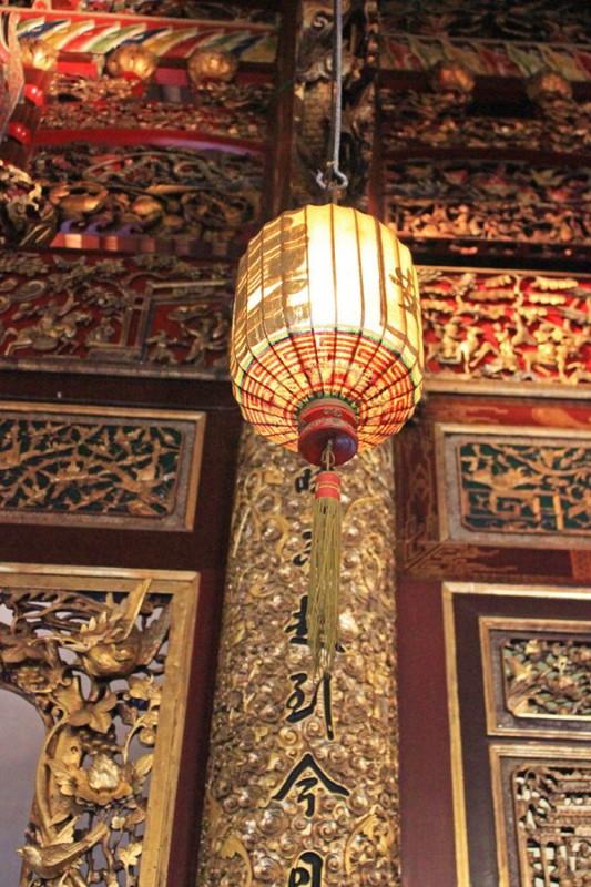 Джорджтаун. Khoo Kongsi - вершина китайской клановой архитектуры / Малайзия