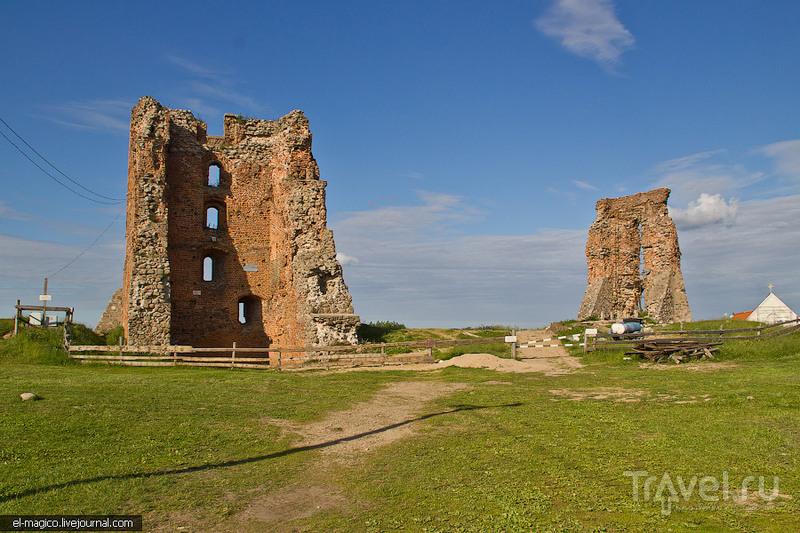 Руины Новогрудского замка, Белоруссия / Фото из Белоруссии