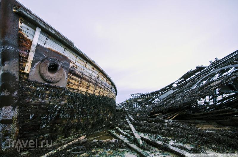 Новый год на берегу Северного Ледовитого / Фото из России