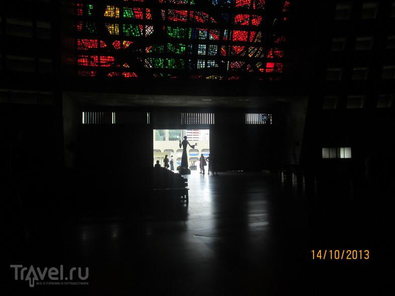 Рио-де-Жанейро. Квартал Санта-Тереза / Бразилия