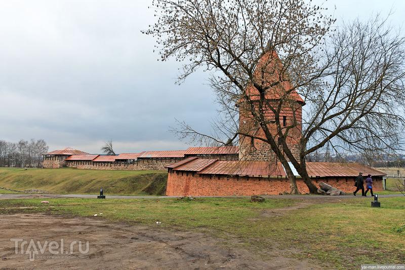 Каунасский замок, Литва / Фото из Литвы