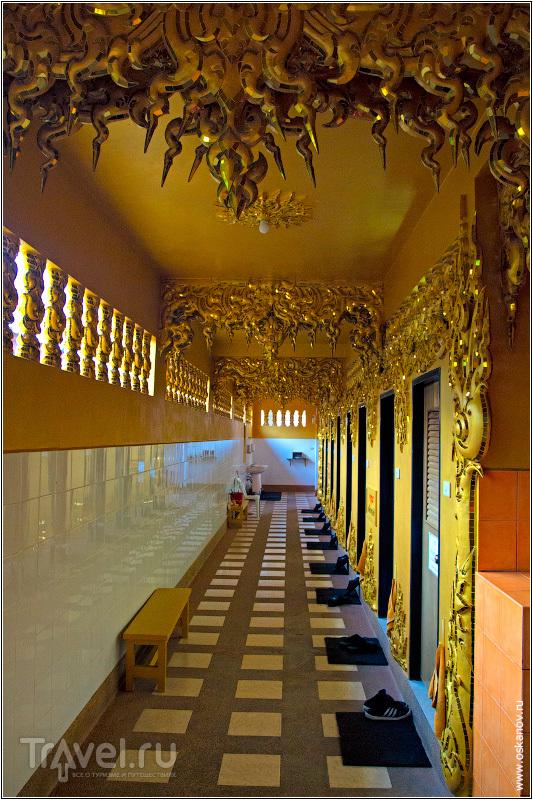 Так будет выглядеть ваш туалет, если всю жизнь вы будете вести себя хорошо / Фото из Таиланда