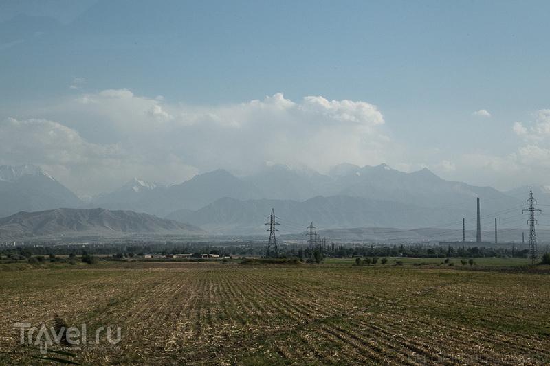 Горы Тянь-Шань, Казахстан / Фото из Киргизии