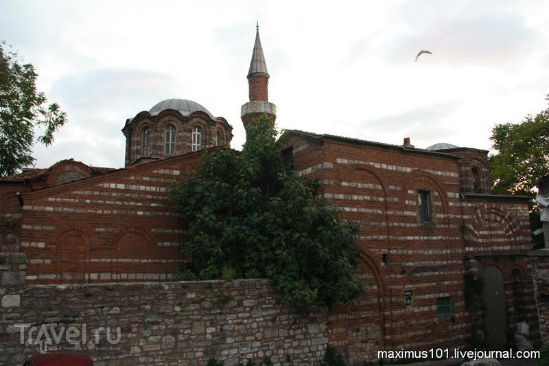 Стамбул - центр старого города / Турция