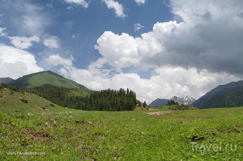 """Киргизия: К водопаду """"Девичьи косы"""" / Фото из Киргизии"""