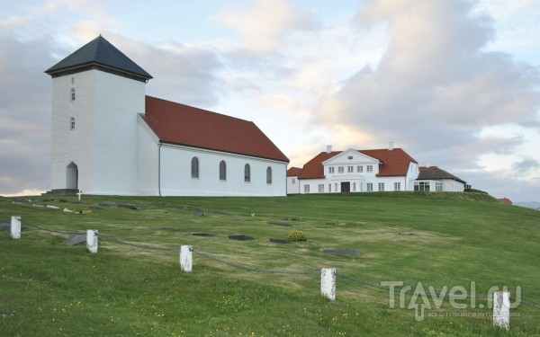 Резиденция президента Исландии / Исландия