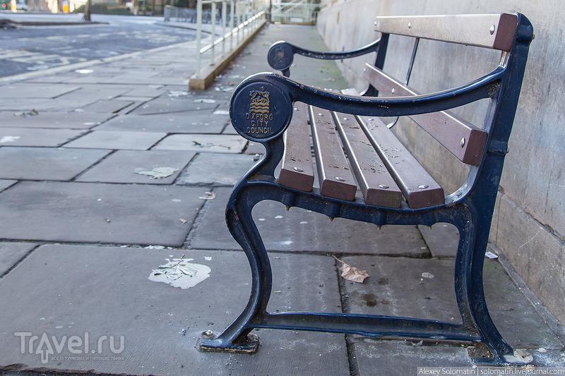 Oxford. Оксфордский университет. Рождественский день знаний / Фото из Великобритании