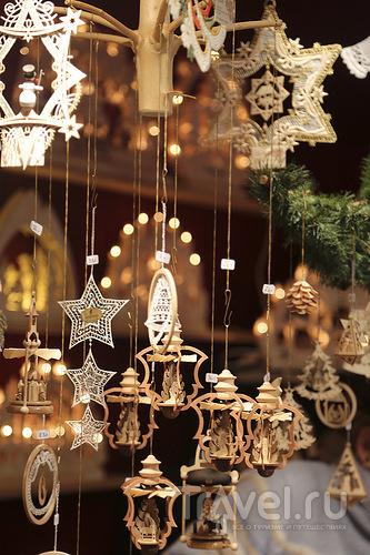 Волшебное Рождество в Швейцарии: Базель / Фото из Швейцарии