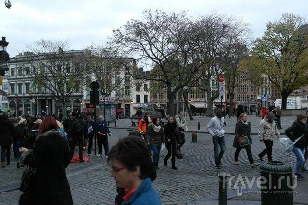 Брюссель, Бельгия - Просто прогулка / Бельгия