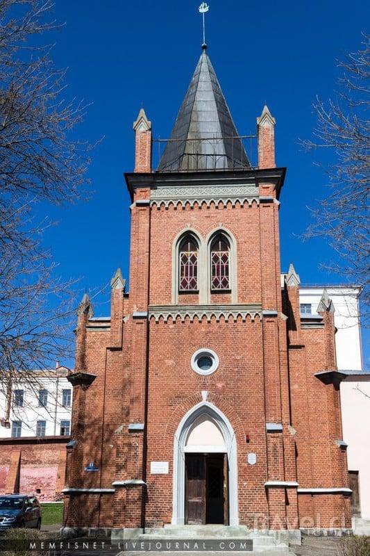Краеведческий музей в Полоцке, Белоруссия / Фото из Белоруссии