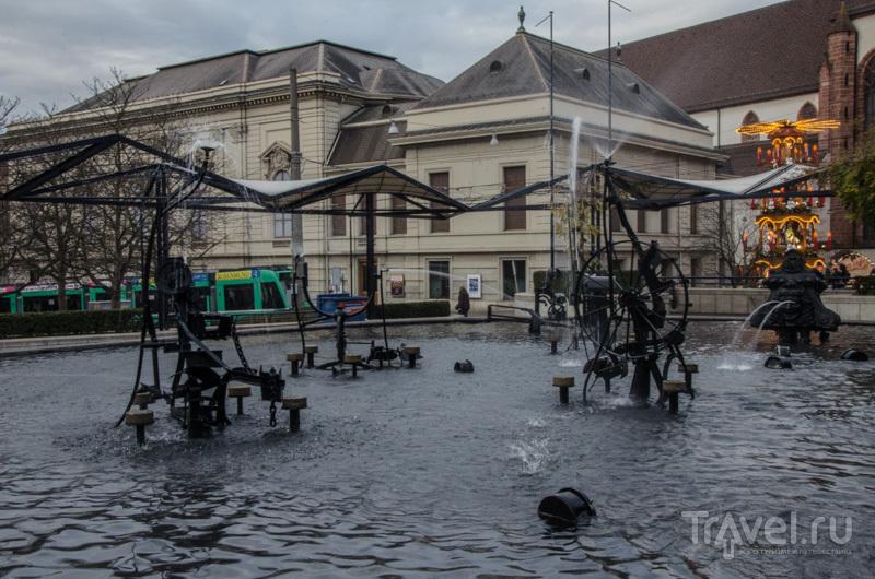 Fasnachts Brunnen / Фото из Швейцарии