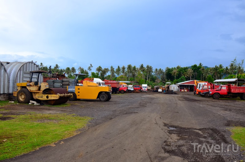 Благословленное Самоа. Жизнь в столице - Апиа / Самоа Западное