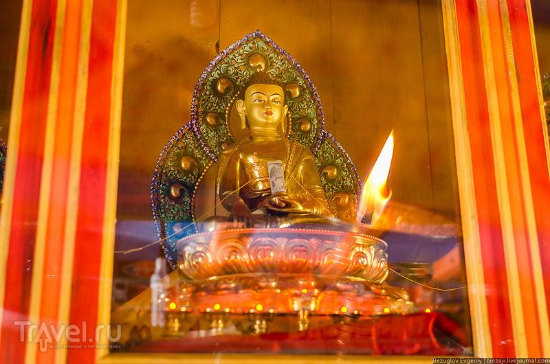 Непал. В гости к монахам. Ноябрь 2013 / Фото из Непала
