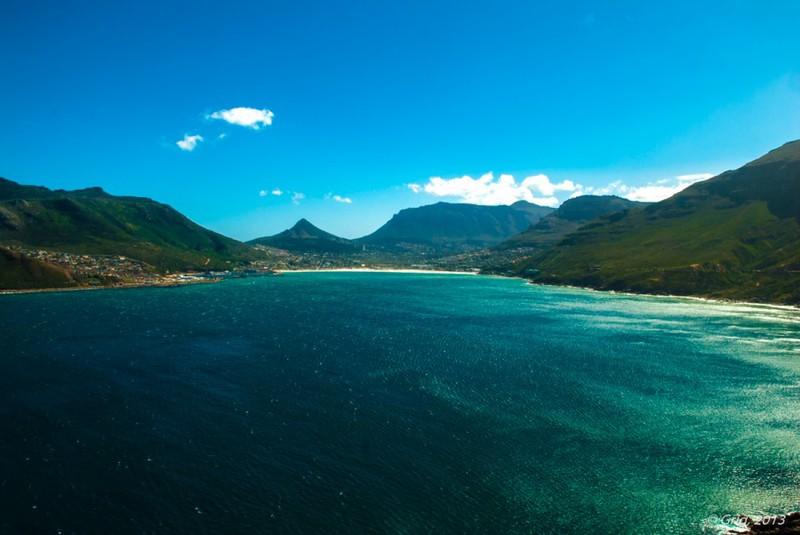 Бухта Хаут Бей в ЮАР / Фото из ЮАР