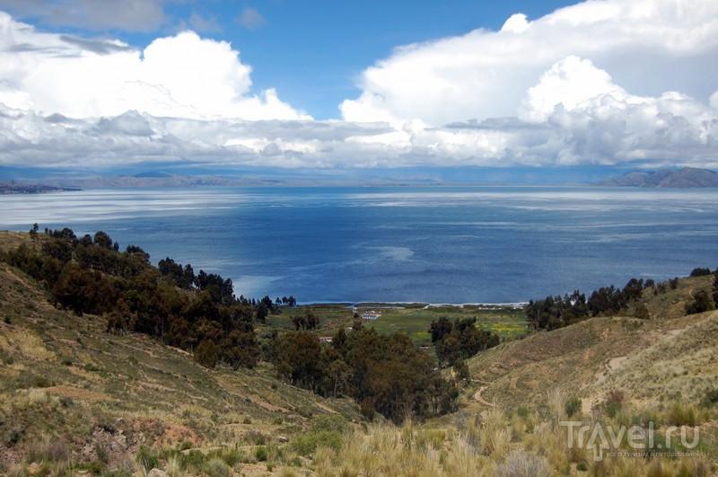 Пафосно и нежно о Титикаке / Фото из Боливии