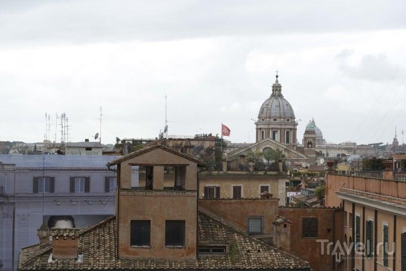 Мальтийский орден и немного Рима / Италия