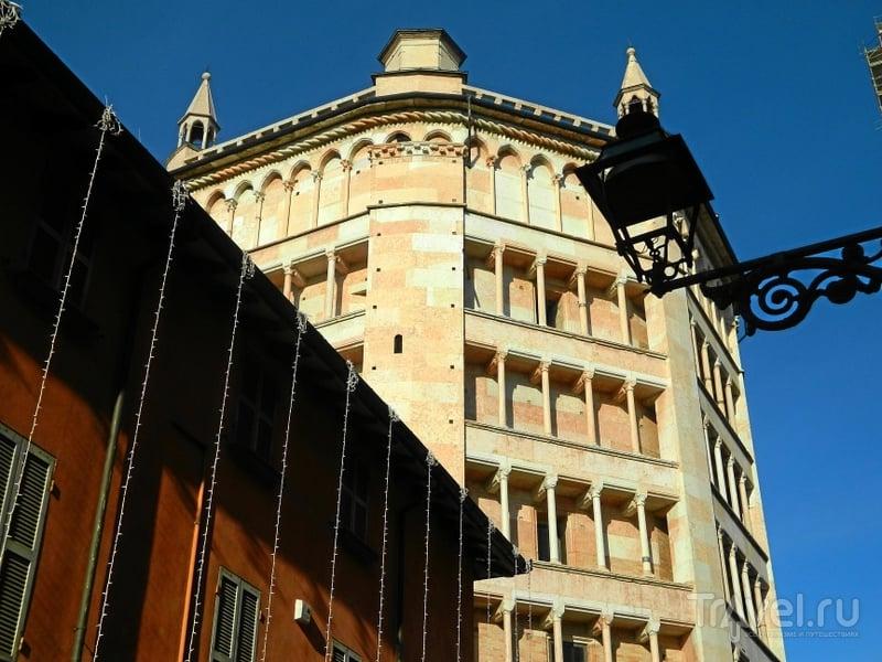 В центре Пармы / Фото из Италии