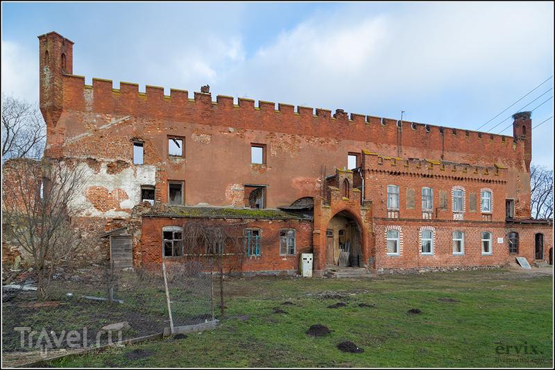 Калининградская область: Шаакен и Зеленоградск