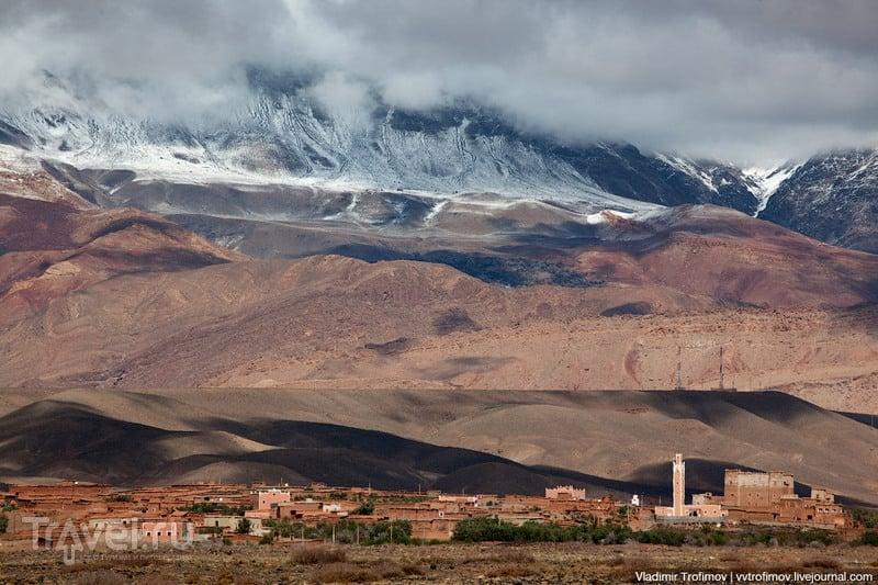 Марокко. Снежный Атлас / Фото из Марокко