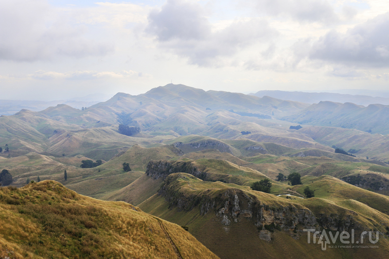 Путешествие туда и обратно в Средиземье / Новая Зеландия