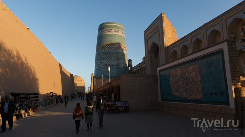 Страна белых Шевроле: Хива / Фото из Узбекистана