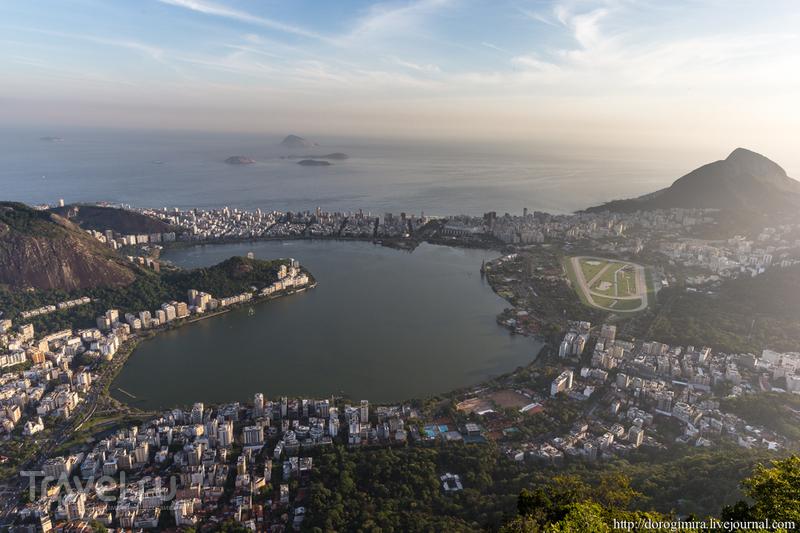 """Рио-де-Жанейро - """"интернациональный предбанник"""" / Фото из Бразилии"""