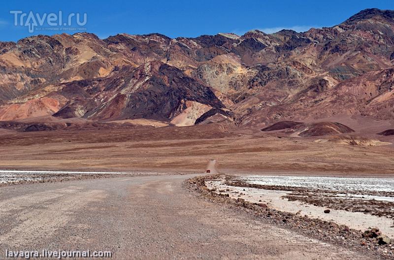 Долина Смерти - жизнь на грани / США